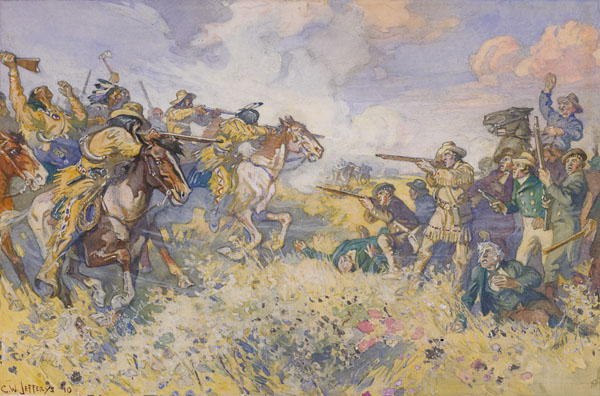 Battle of Seven Oaks