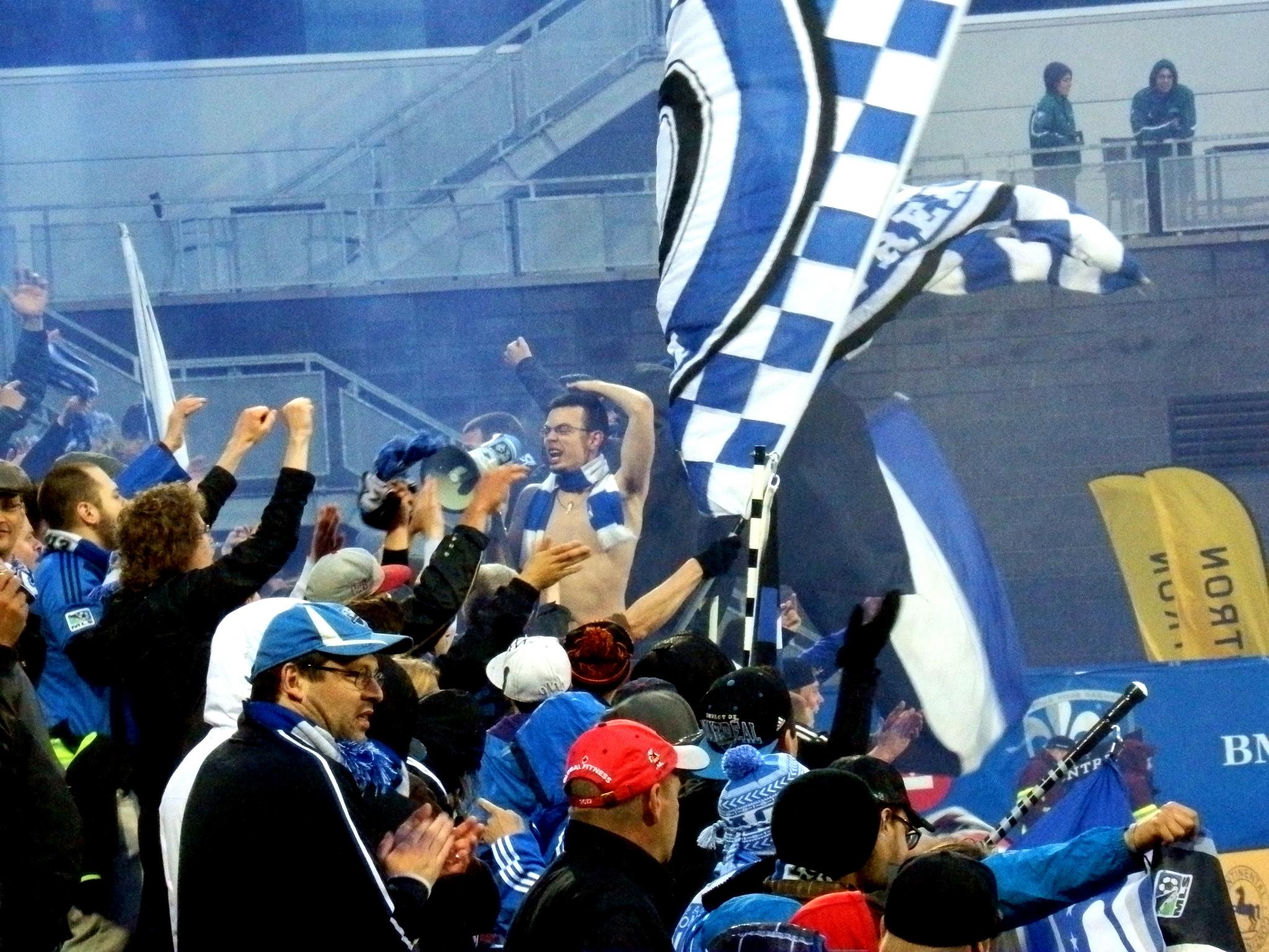Impact de Montréal Supporters