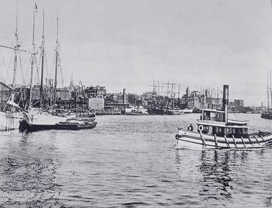 Port de Saint-Jean