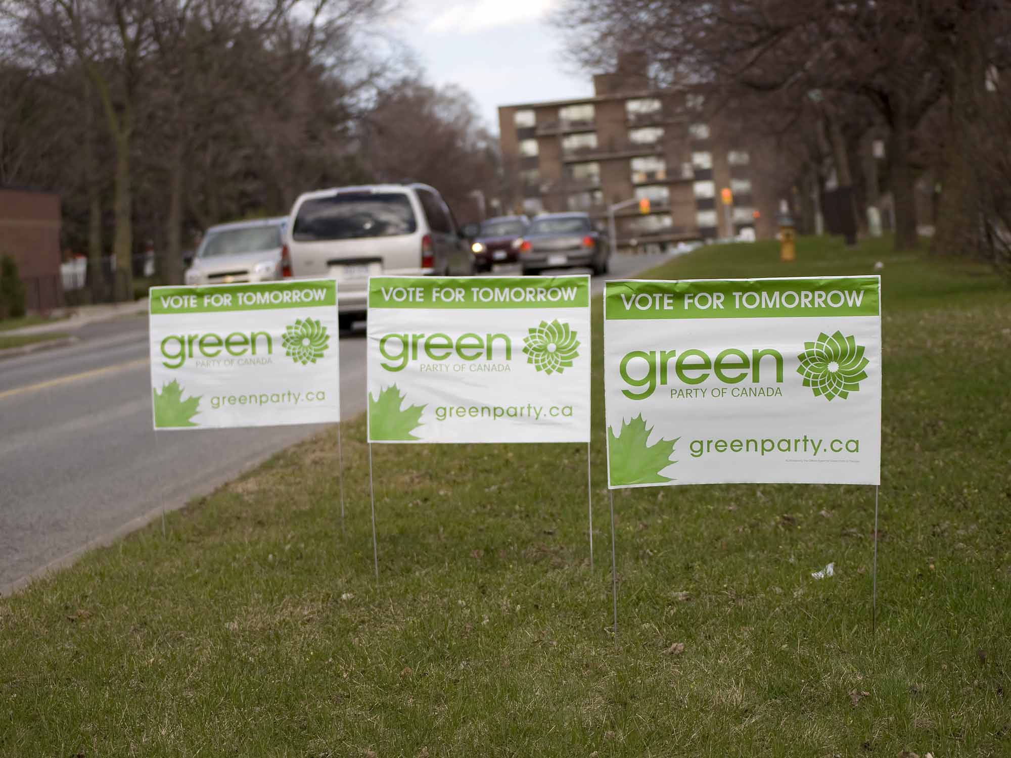 Le Parti vert