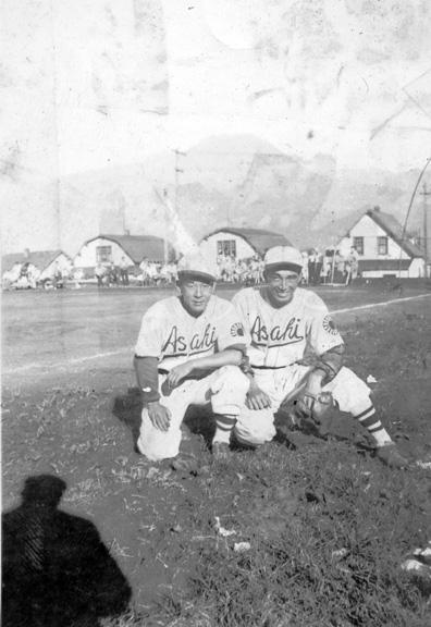 Roy Yamamura et Naggie Nishihara