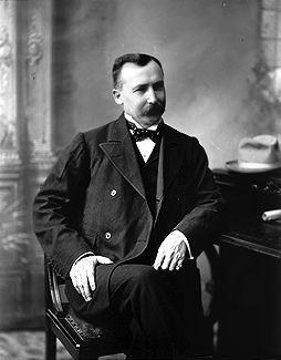 Sir Clifford Sifton, homme politique