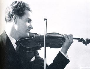 Arthur LeBlanc (1906-1985), violoniste acadien