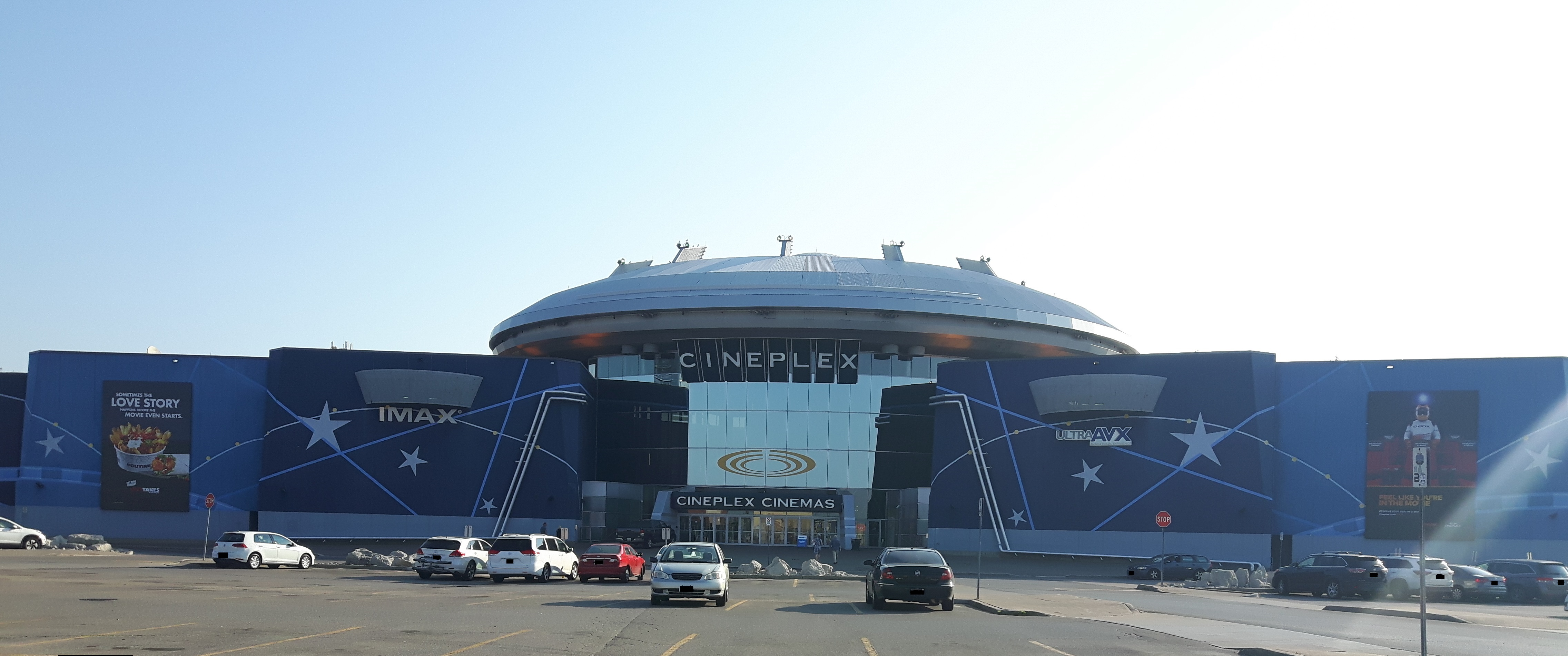 Colossus Vaughan Cinemas