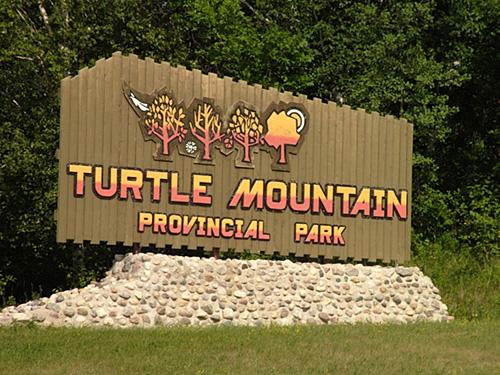 Turtle Mountain Provincial Park, Manitoba