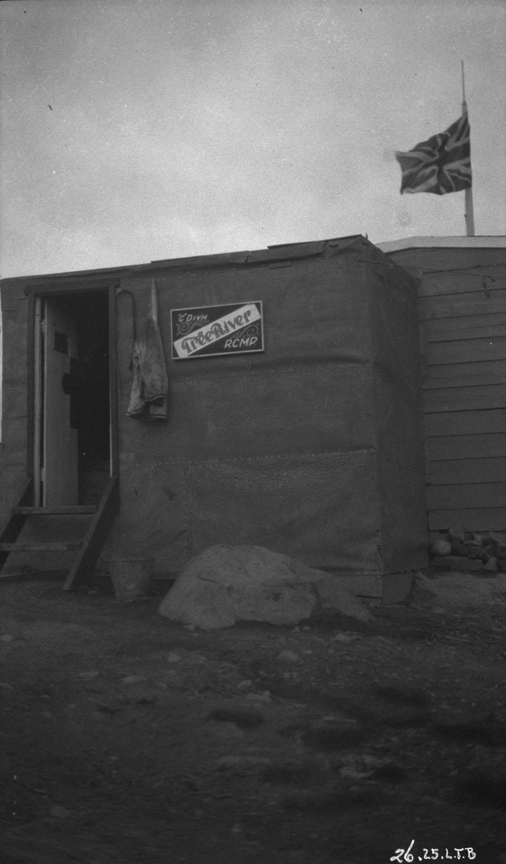 RCMP House, 1925