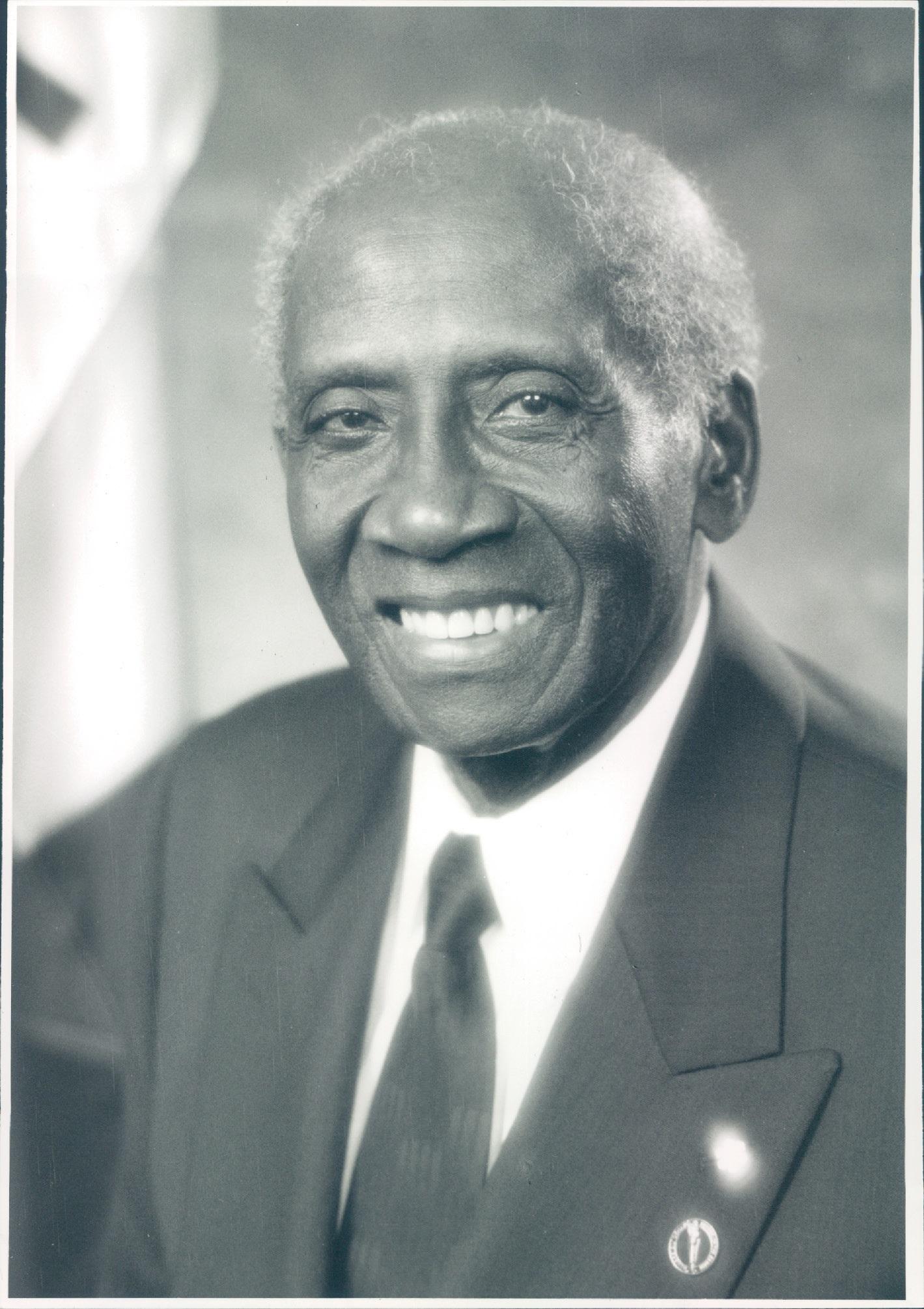 Senator Calvin Ruck