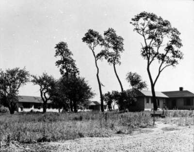 Camp X Buildings