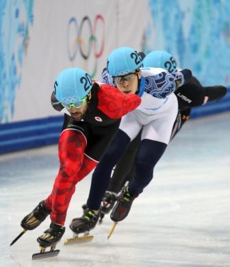 Charles Hamelin, Sochi 2014
