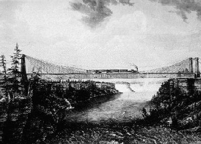 Niagara Suspension Bridge