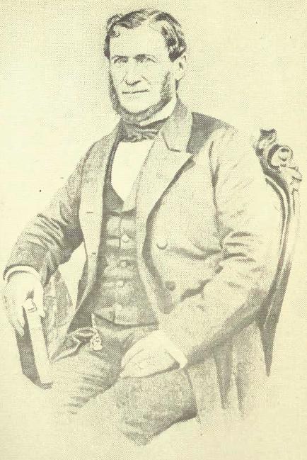 Ogle Robert Gowan, Deputy Grand Master of the Grand Lodge of British North America