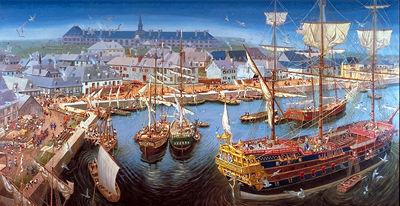 Port of Louisbourg