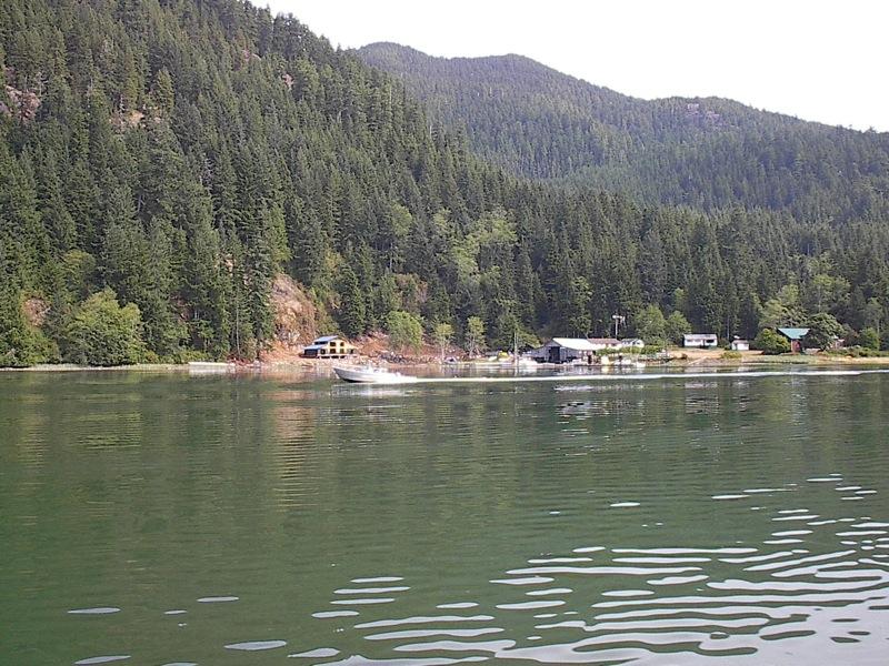 Esperanza Inlet