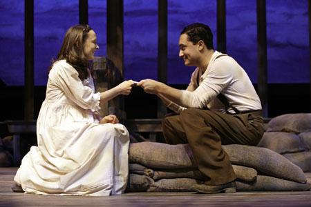 Alberta Theatre Projects - <I>Mary's Wedding</I>