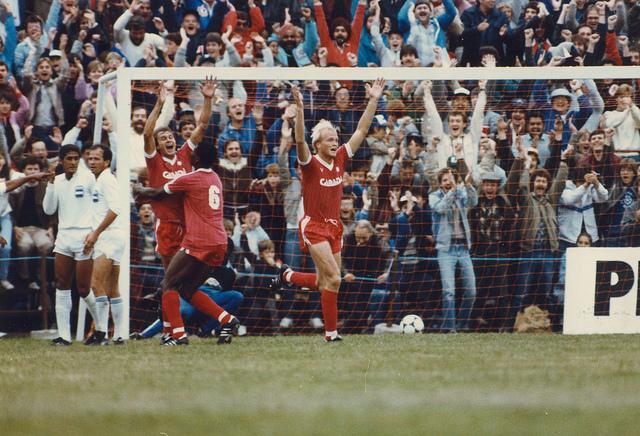 Canada Plays Honduras, Soccer, 1985