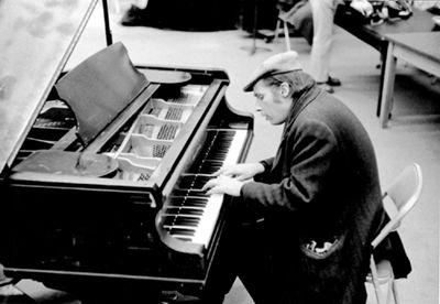 Glenn Gould, musician