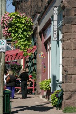 Sackville Street Scene