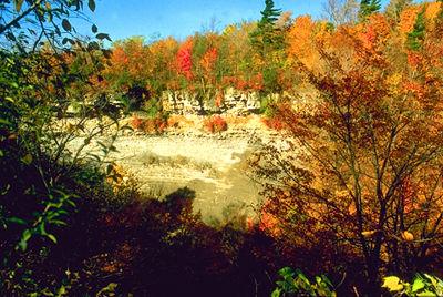 Niagara Rockway Gorge