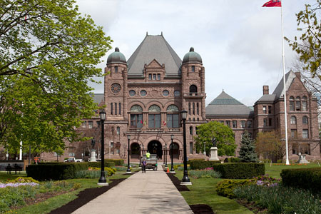 Édifice de l'Assemblée législative de l'Ontario