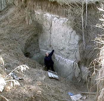 Gore Creek Skeleton