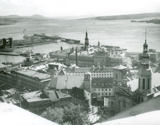 Old Québec City and the Séminaire de Québec