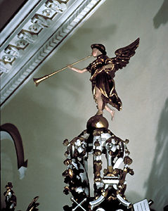 L'Ange à la trompette