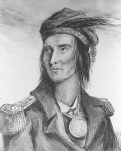 Tecumseh : Le sauveur du Haut-Canada
