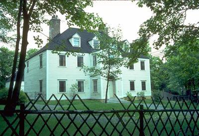 Commissariat House, St. John's
