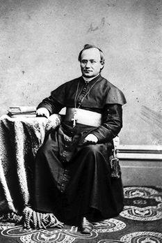 Alexandre Taché, missionnaire, prêtre et évêque catholique