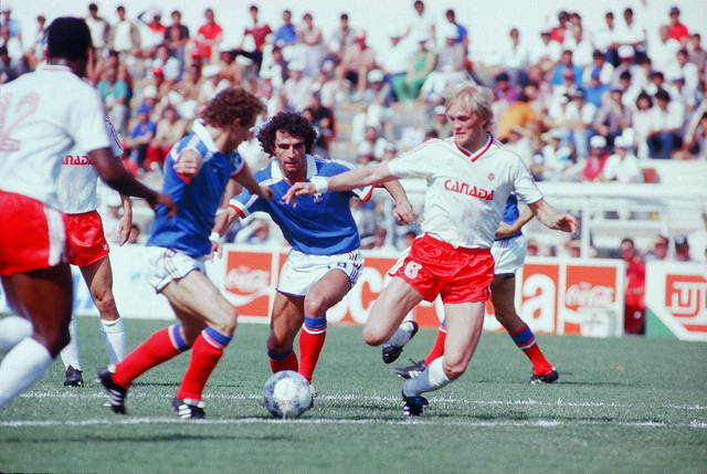 Canada at the 1986 FIFA World Cup