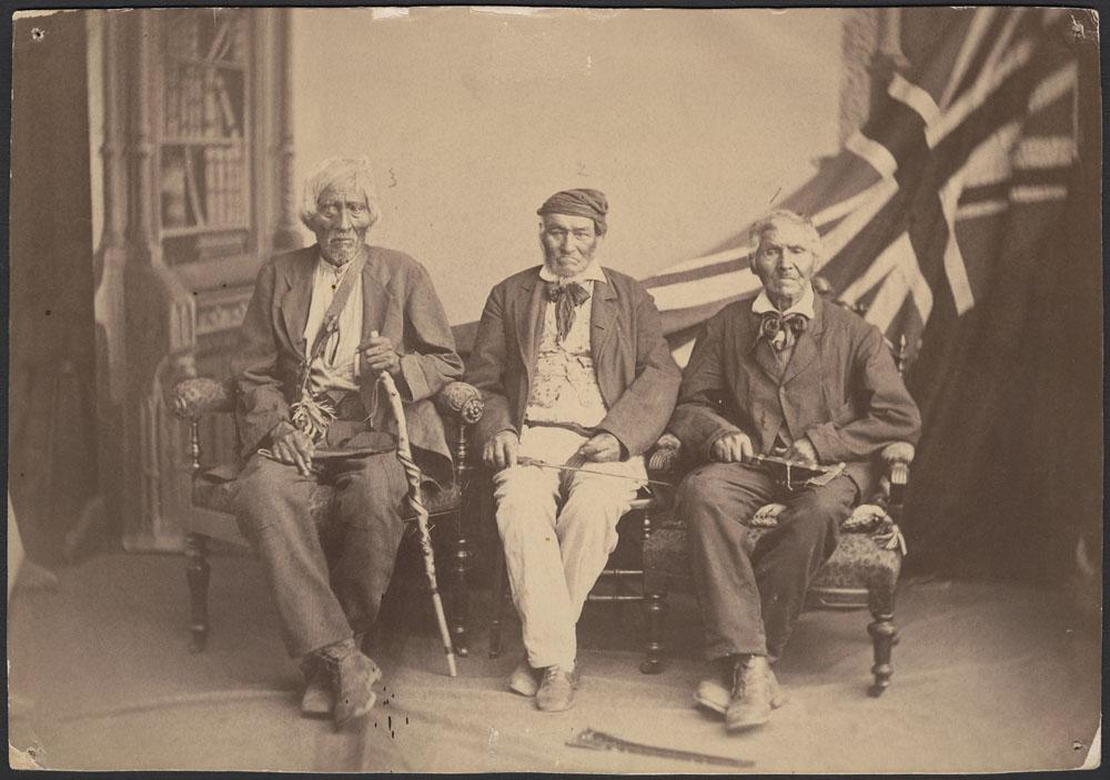 Six Nations Warriors War of 1812