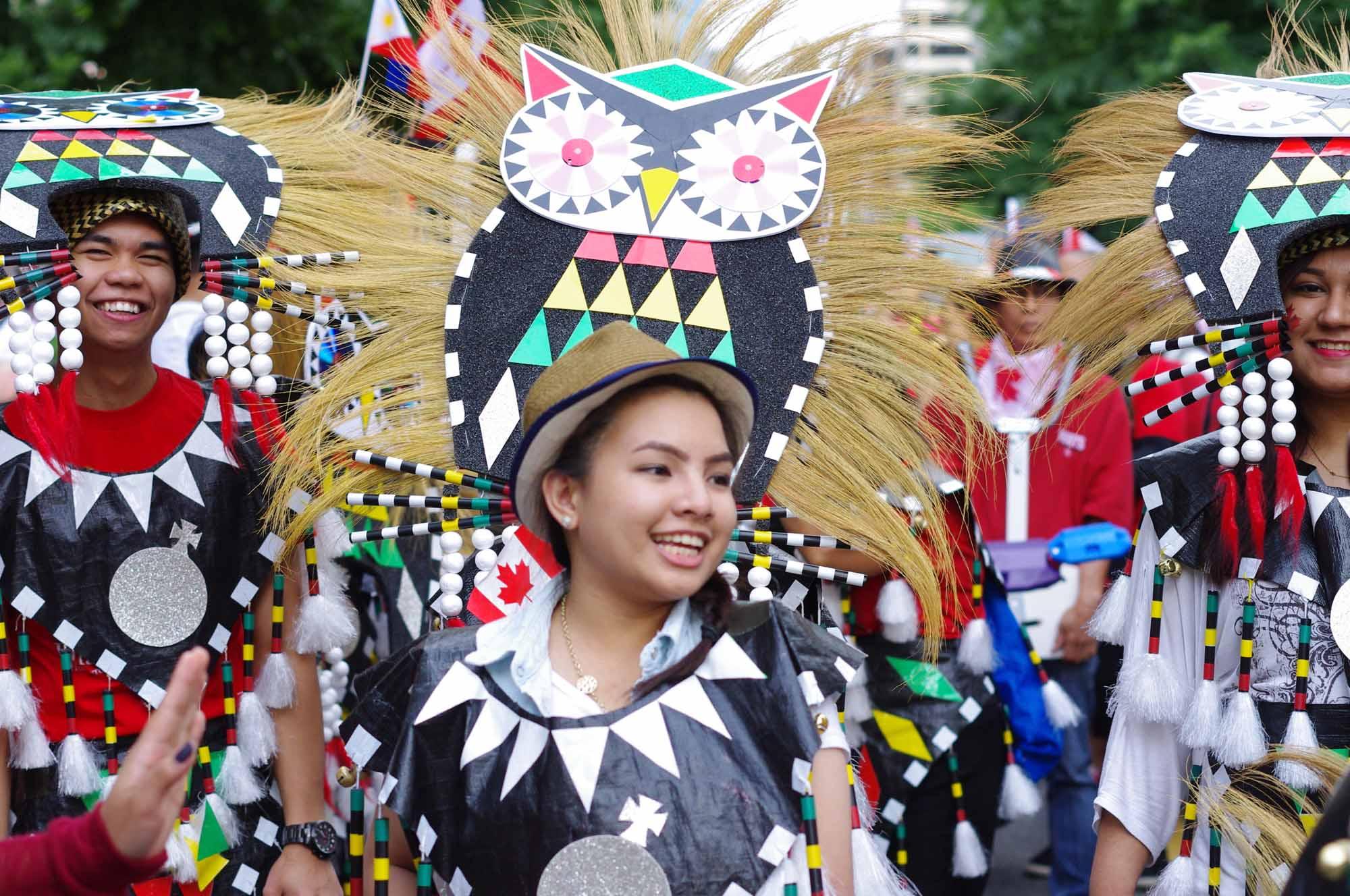 Célébrations multiculturelle de la Fête du Canada