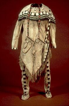 Man's summer costume