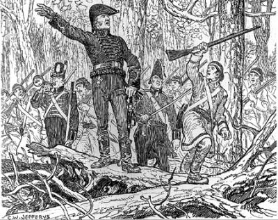 The Battle of Châteauguay, François Ducharme