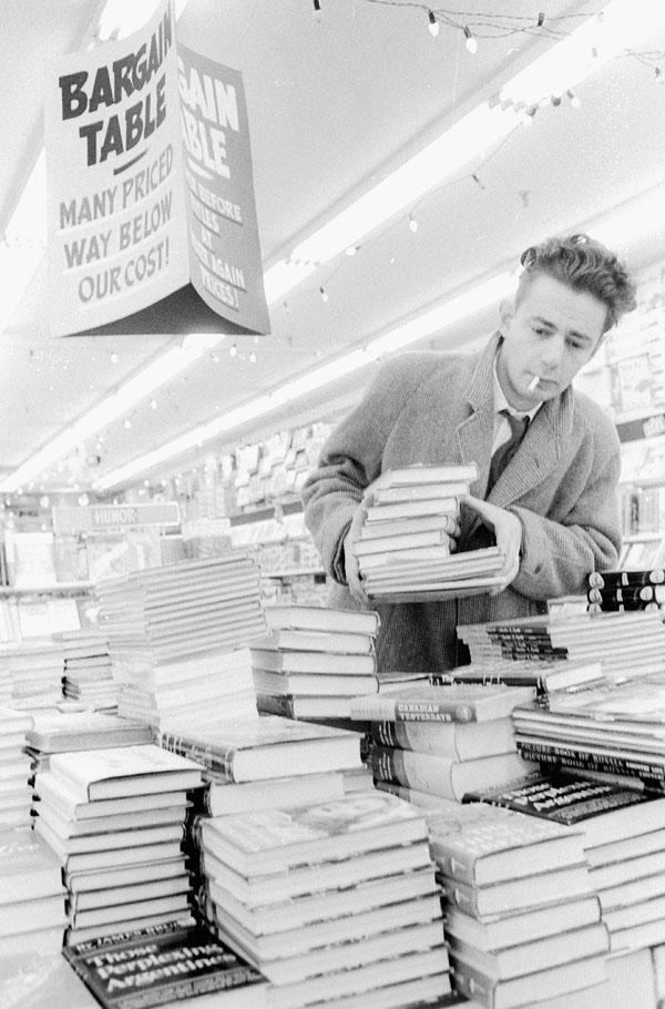 Mordecai Richler, 1957.