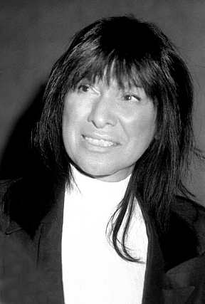 Buffy Sainte-Marie, auteure-compositrice-interpr\u00e8te