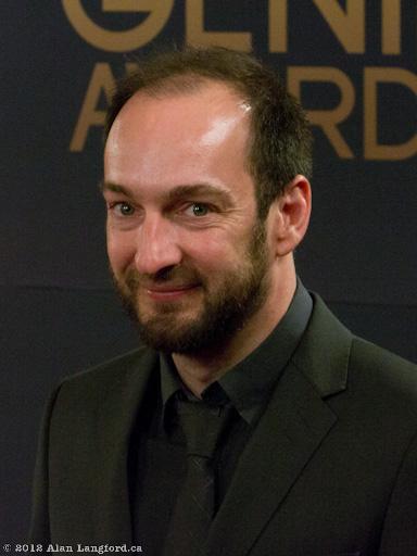 Ken Scott, 2012.