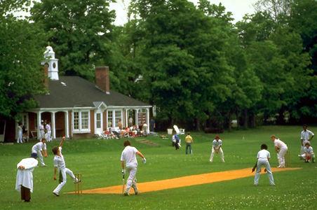 Cricket, partie de