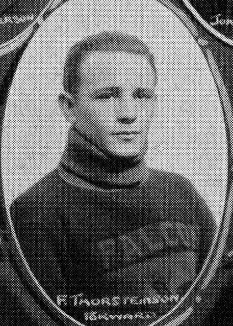 Frank Thorsteinson.
