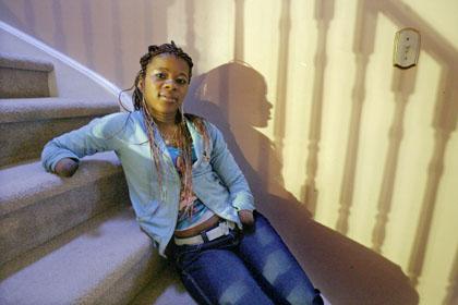 Mariatu Kamara, author