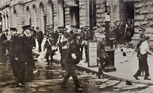 Bloody Sunday Protest, 1938