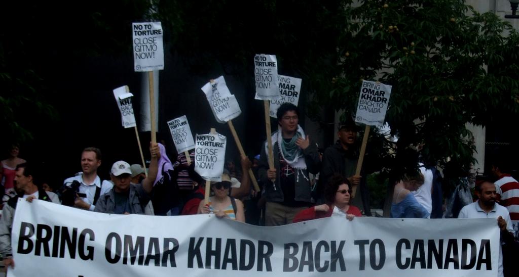 L'affaire Omar Khadr