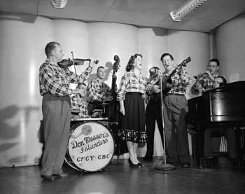 Don Messer and the Islanders