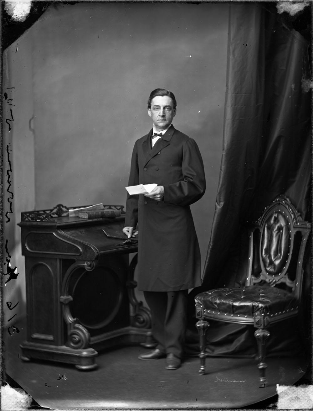 Hon. Antoine Aimé Dorion, M.P. (Hochelega)