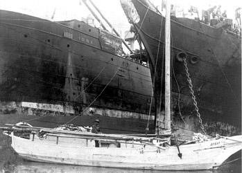 Slocum's Boat, Spray