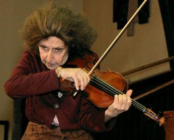 Ida Haendel, 2010