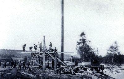 Steam-Powered Sawmill