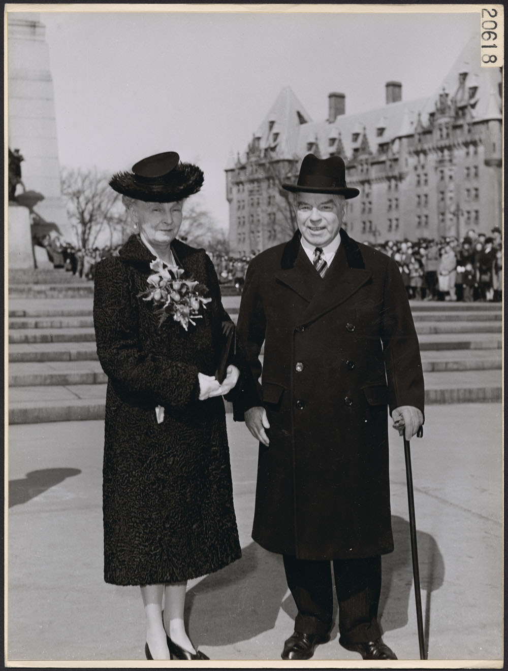 Princess Alice and Prime Minister King
