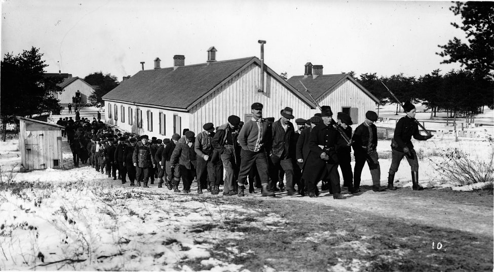 Petawawa Internment Camp