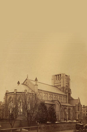 St James Cathedral, 1867